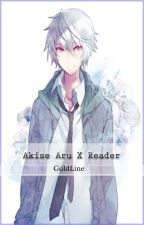 Akise Aru x Reader by GoldLine