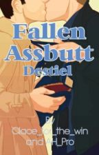 Fallen Assbutt || Destiel by clace_for_the_win