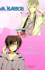 Mr. Playboy VS. Ms. Manhater by KalayKAI-