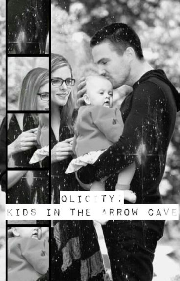 Olicity: Kids in the Arrow cave