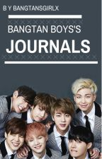 BANGTAN BOYS'S Journal by bangtansgirlx
