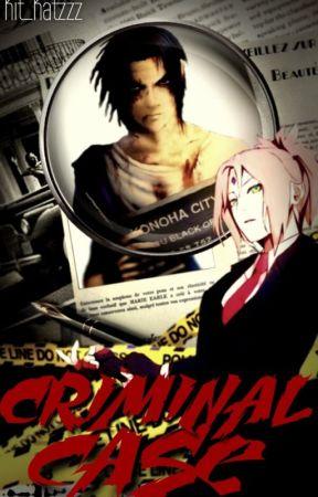 Criminal Case ~SasuSaku~ by Kit_Katzzz