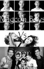 Magcon Boys Vs O2L(2da Temporada.Terminada). by Milagros_1108