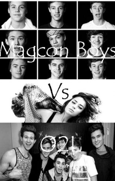Magcon Boys Vs O2L(2da Temporada.Terminada).