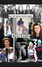 Diana (One Direction y Tu) by liittle_me