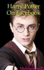 Harry Potter on Facebook by HedgeHawk22