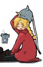 Transmute my Heart (ReaderXEdward Elric) by Anime_otaku03