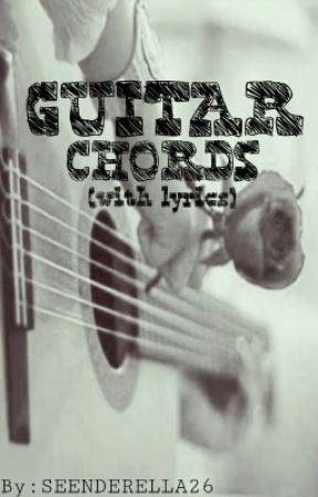 Guitar Chords With Lyrics Counting Stars One Republic Wattpad