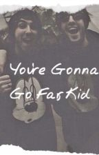 You're Gonna Go Far, Kid     {Jalex} by Baracanyounot