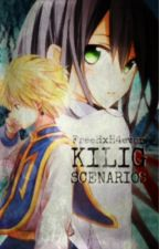 Kilig Scenarios (Kurapika x OC) by FreeHxH4ever
