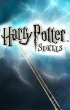 Harry Potter ~ spells by ChloeVanhoenacker