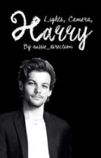Lights camera, Harry by nicolstylinson