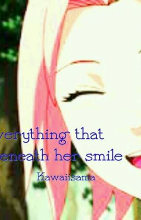 Everything that lies beneath her smile by Kawaiisama