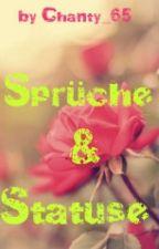 Sprüche & Statuse by Chanty_65
