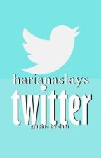 twitter {h.s russian translation} by illbewithharry