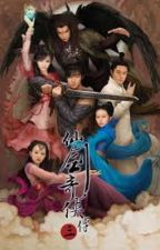 Chinese Paladin 3 by YiLinOoi