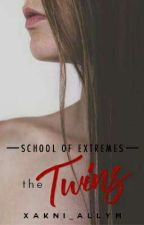 SCHOOL OF EXTREMES: The Twins (SSPG) by xakni_allyM
