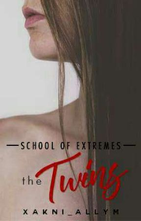 SCHOOL OF EXTREMES: The Twins by xakni_allyM
