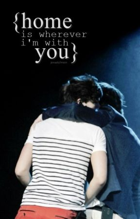 Home Is Wherever I'm With You. by jonastylinson