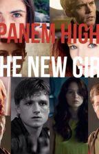 Panem High: The New Girl by MkayKayla_