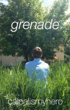 grenade ➸ c.h by calpalismyhero