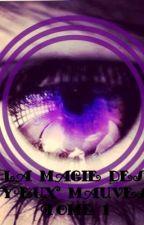 La magie des yeux mauves (Tome 1) by doggiegirllove