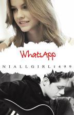 Whatsapp ||  Niall Horan || Terminada by niallgirl1499