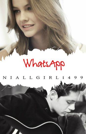 Whatsapp ||  Niall Horan || Terminada