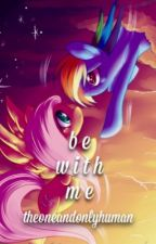 BeWithMe: FlutterDash Fanficʕ•ﻌ•ʔ by theoneandonlyhuman