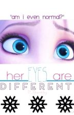 Her Eyes Are Different (Jelsa) by V_Sparklez