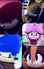 Sacrafices A Sonic Boom fanfic by Sonic5867