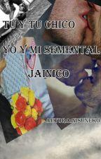 Tu y tu chico ,Yo y mi semental /Jainico/ by NisuNeko