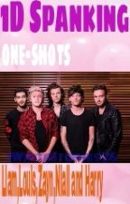 1D Spanking One - Shots by IWriteStories56