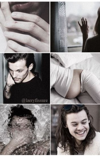 The Quandary [louis!mpreg]
