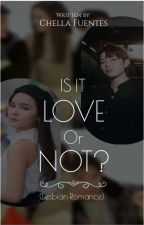 IS IT LOVE OR NOT (lesbian romance) by chellafuentes