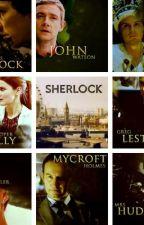 Meeting the Match of Sherlock by CMNerd16