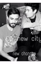 new city, new chances. (Bastille/Dan Smith/Kyle Simmons/ Will Farquarson/ Chris Wood Fanfiction) by marthasimmons