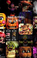 Happy Birthday, Take a Bite (Five Nights at Freddy's 2) by LaurenDury12