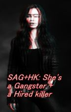 SAG+HK: She's a Gangster + a Hired killer by Rai_chan