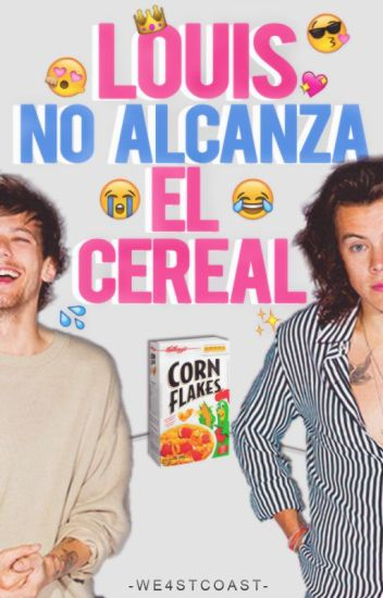 Louis no alcanza el cereal