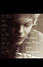 Robbie kay/Peter pan Imagines by luke_bryangal126