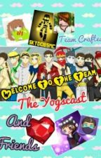 Welcome to the team (Setosorcerer, Team Crafted, Yogscast and others fanfic) by FuchsiaSorcerer