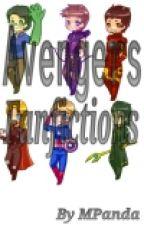 Avengers x Reader by MomoMattMal