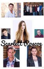 Scarlett Roscoe - Hollyoaks. [Finished] by abbieeh16