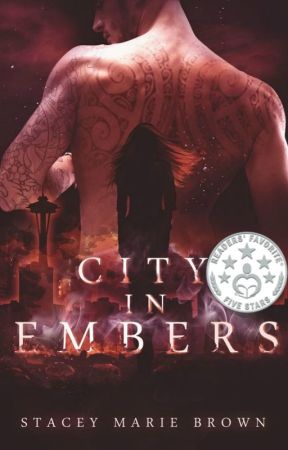 City In Embers (Collector Series #1) by S_MarieBrown