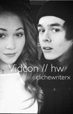 Vidcon // Harrison Webb fan fic // by clichewriterx