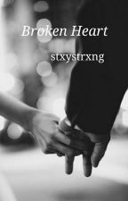 Broken Heart (GirlxGirl) by StxyStrxng