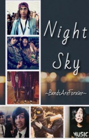 Night Sky {Kellic} by _inrainbows_