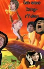 ryden, Peterick, frerard- The Emo King by gaekronikles5ever