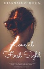 Love at First Sight (Harry Potter Love Story) by giannaluvsdogs